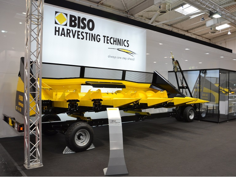 BISO Original na Agritechnica 2017