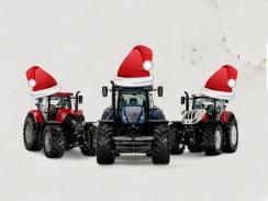 Krásné vánoční svátky a šťastný nový rok!