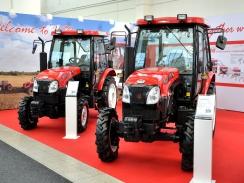 Traktory YTO na Techagro 2018