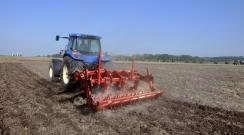 Prezentace strojů Maschio Gaspardo na Dnu Zemědělce