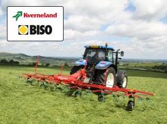 Omezená nabídka na skladový obraceč Kverneland