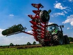 Kverneland Ecomat – nové pojetí přípravy půdy