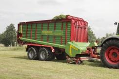 Senážní vozy s precizním řezem Strautmann GigaVitasse