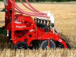 KultiStrip – pásové zpracování půdy