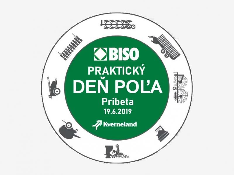 Pozvánka na praktický deň poľa BISO - Kverneland