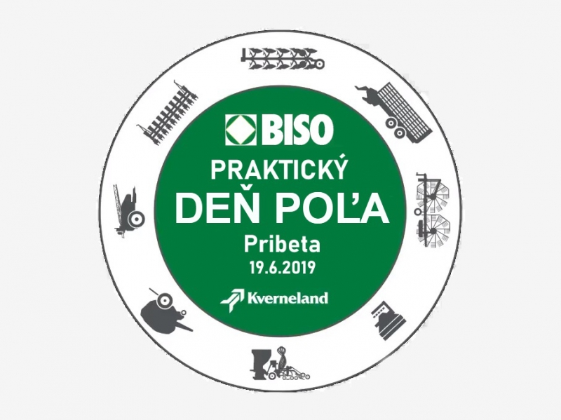 Praktický deň poľa BISO - Kverneland 2019