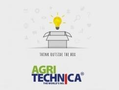 Navštivte nás na veletrhu Agritechnica 2019