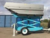 Inovativní vozík na hrozny Agrofer