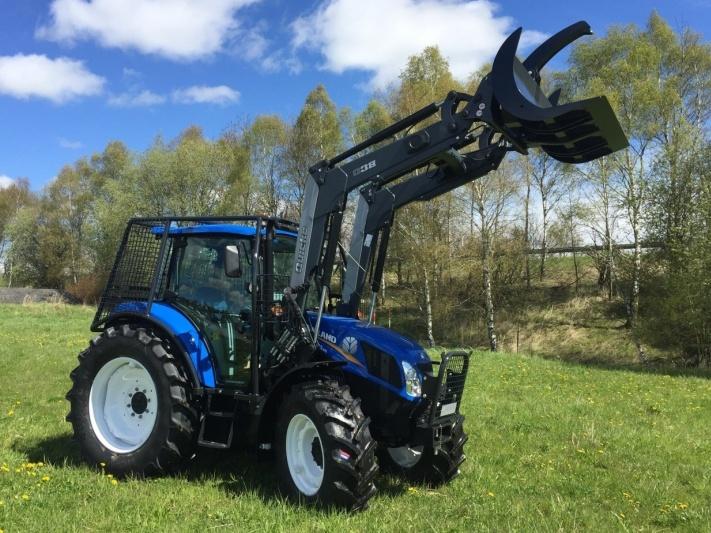 WOODMAN - lesné nadstavby pre traktory