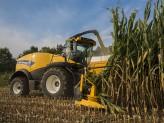 Adaptér na kukuřici New Holland se systémem Stalkbuster