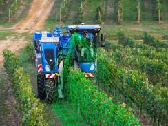 Inovativní naváděcí systém do vinice New Holland