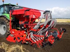 Nástavbový secí stroj Kverneland E-drill maxi plus