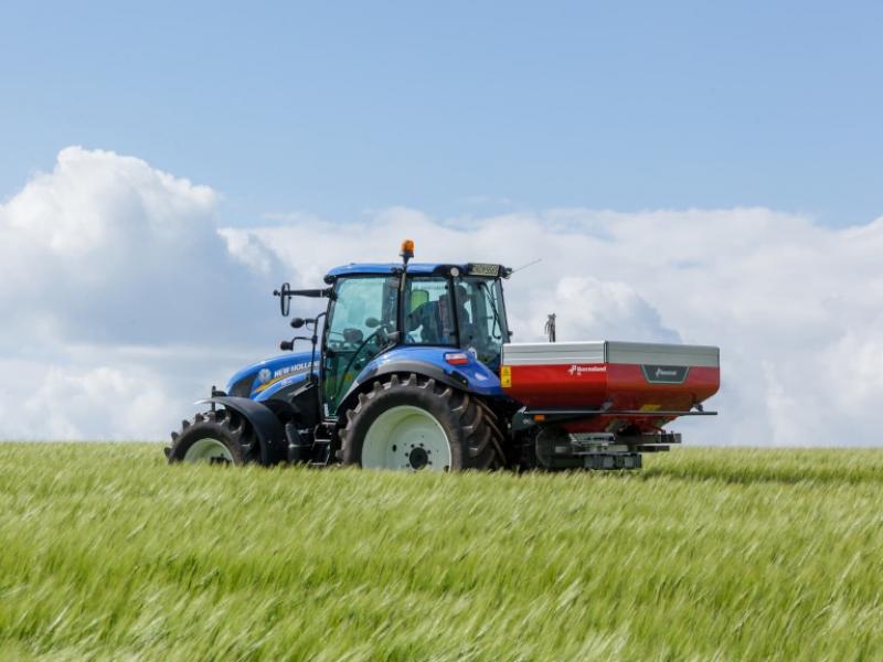 Rozmetadla Kverneland – naprosto precizní aplikace hnojiv