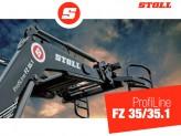 Nový čelní nakladač STOLL ProfiLine FZ 35/35.1
