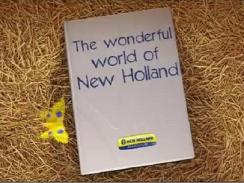 Neváhejte a objevte svět New Holland