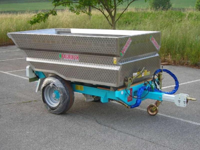 Agrofer Dumper - partner pro každého vinaře