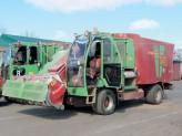 Samochodné krmné vozy Strautmann v Bělorusku