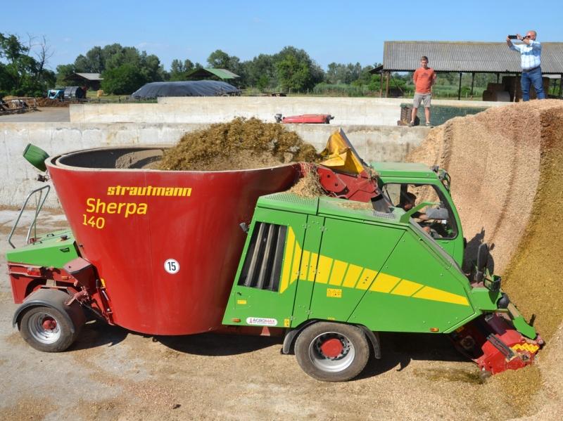 Moderná mechanizácia - deň so Strautmannom