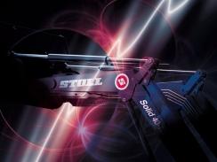 Nový větší čelní nakladač STOLL Solid 40-22P