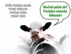 Unikátna ponuka pre slovenských poľnohospodárov