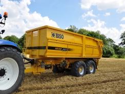 Dopravní technika BISO v roce 2011