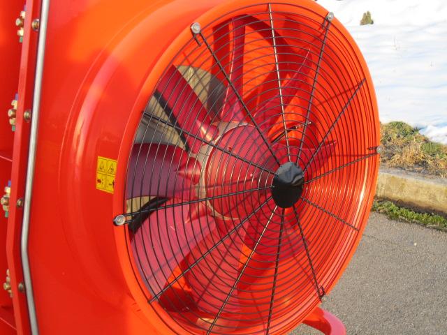 Ventilator - sirene